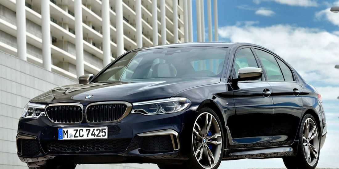 59 All New 2019 BMW 550I Redesign And Concept