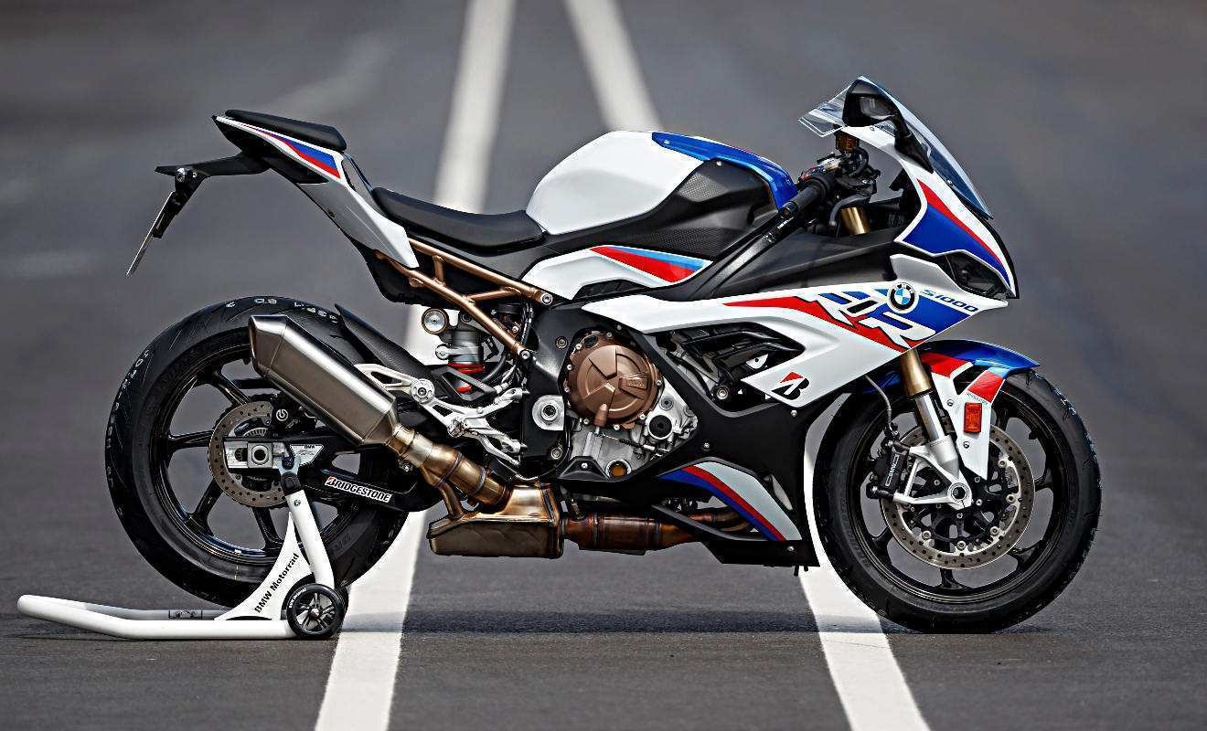 59 All New 2019 BMW S1000Rr Picture