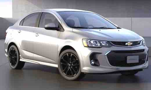59 All New 2019 Chevy Sonic Price And Review