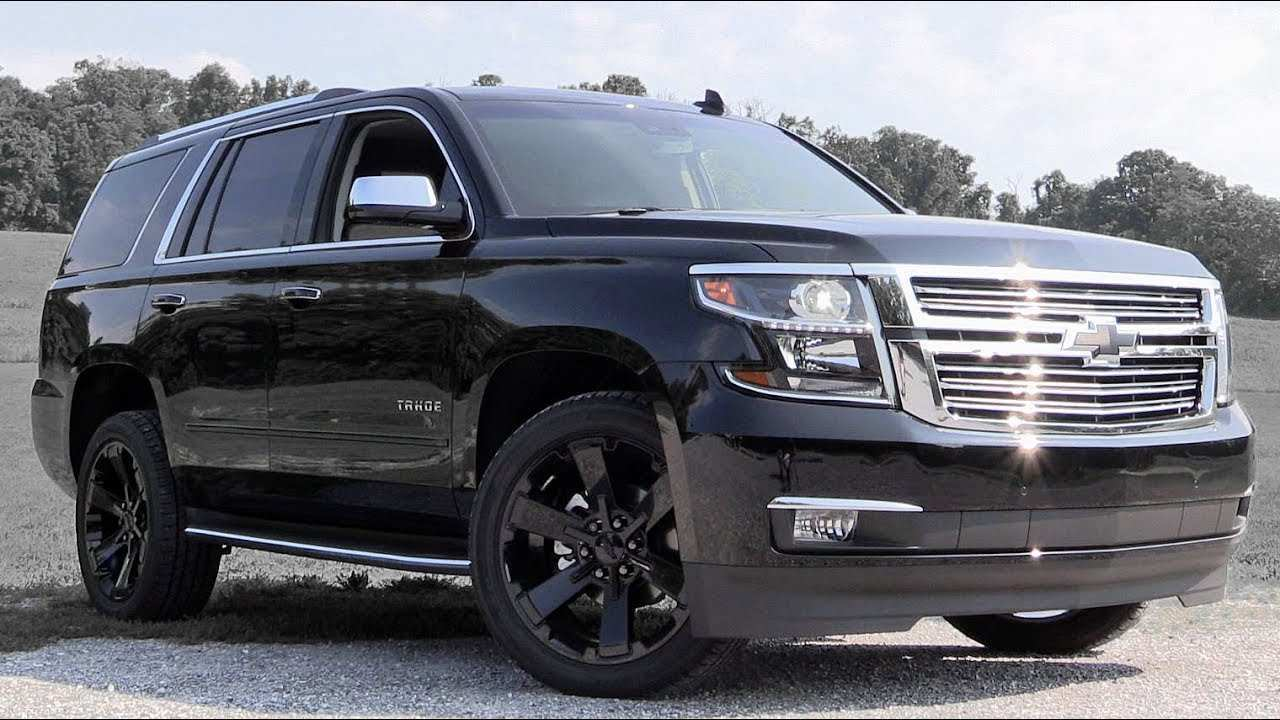 59 All New 2019 Chevy Tahoe Ltz First Drive