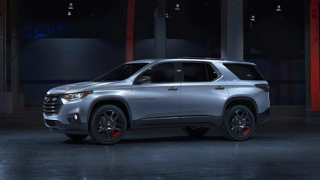 59 All New 2019 Chevy Traverse Pricing