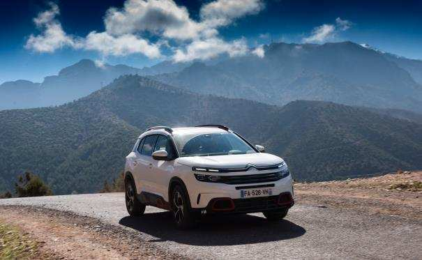 59 All New 2019 Citroen C5 Pictures