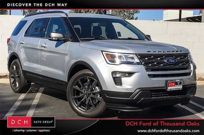 59 All New 2019 Ford Explorer First Drive