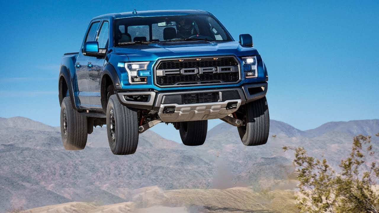 59 All New 2019 Ford F150 Svt Raptor Redesign And Concept