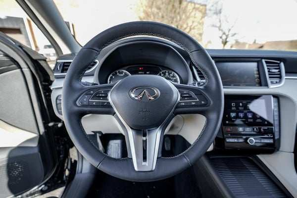 59 All New 2019 Infiniti Qx50 Edmunds Pricing