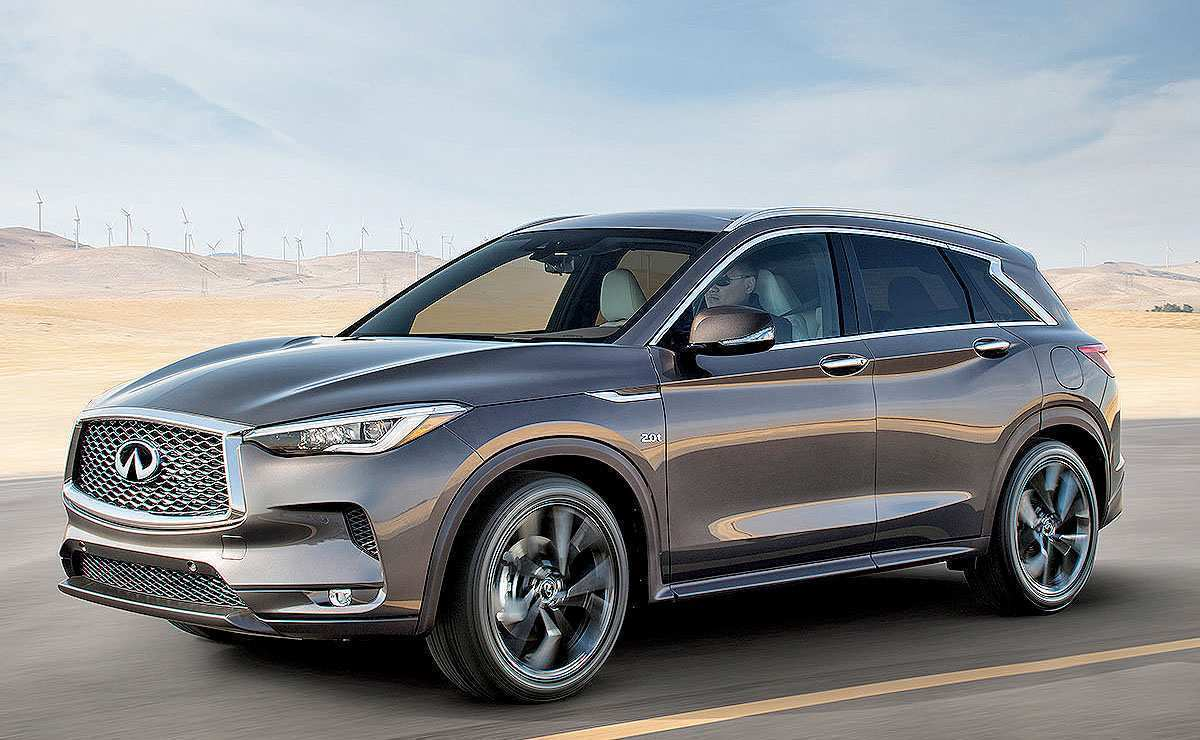 59 All New 2019 Infiniti Qx50 Wiki Specs And Review