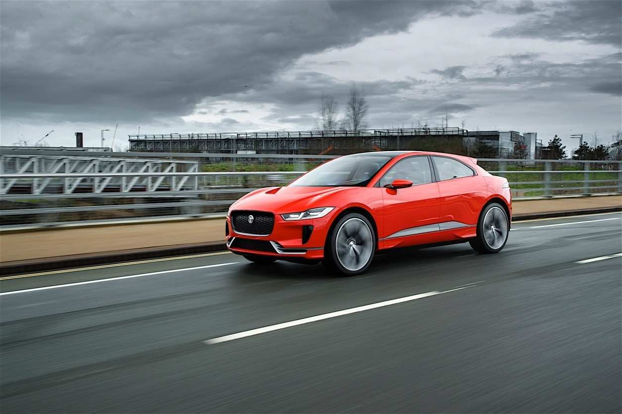 59 All New 2019 Jaguar I Pace Release Date Speed Test
