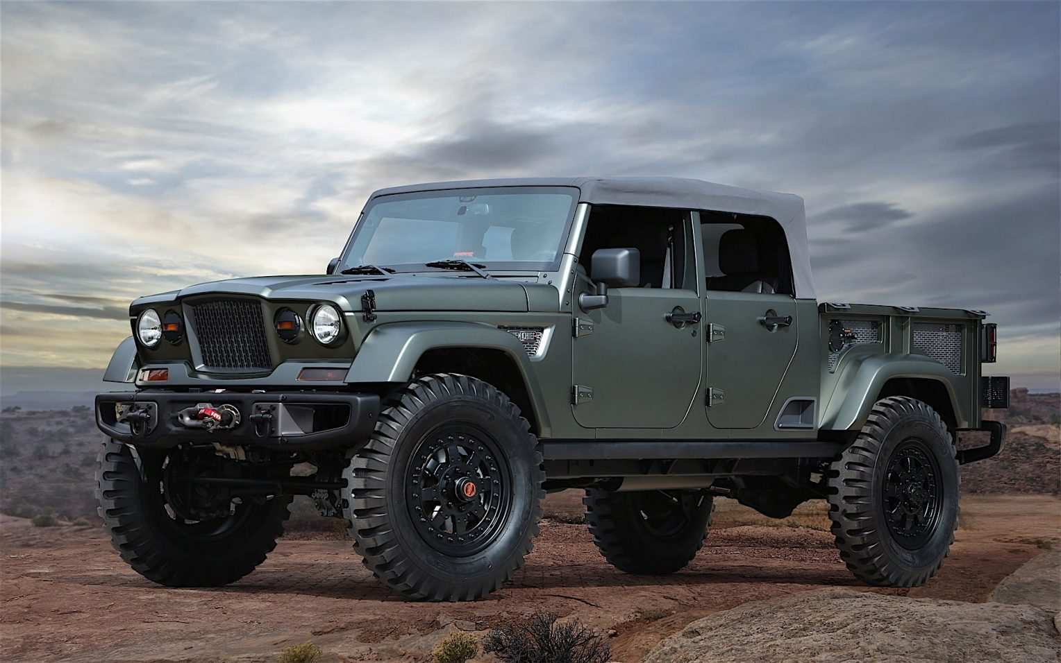59 All New 2019 Jeep Gladiator Performance