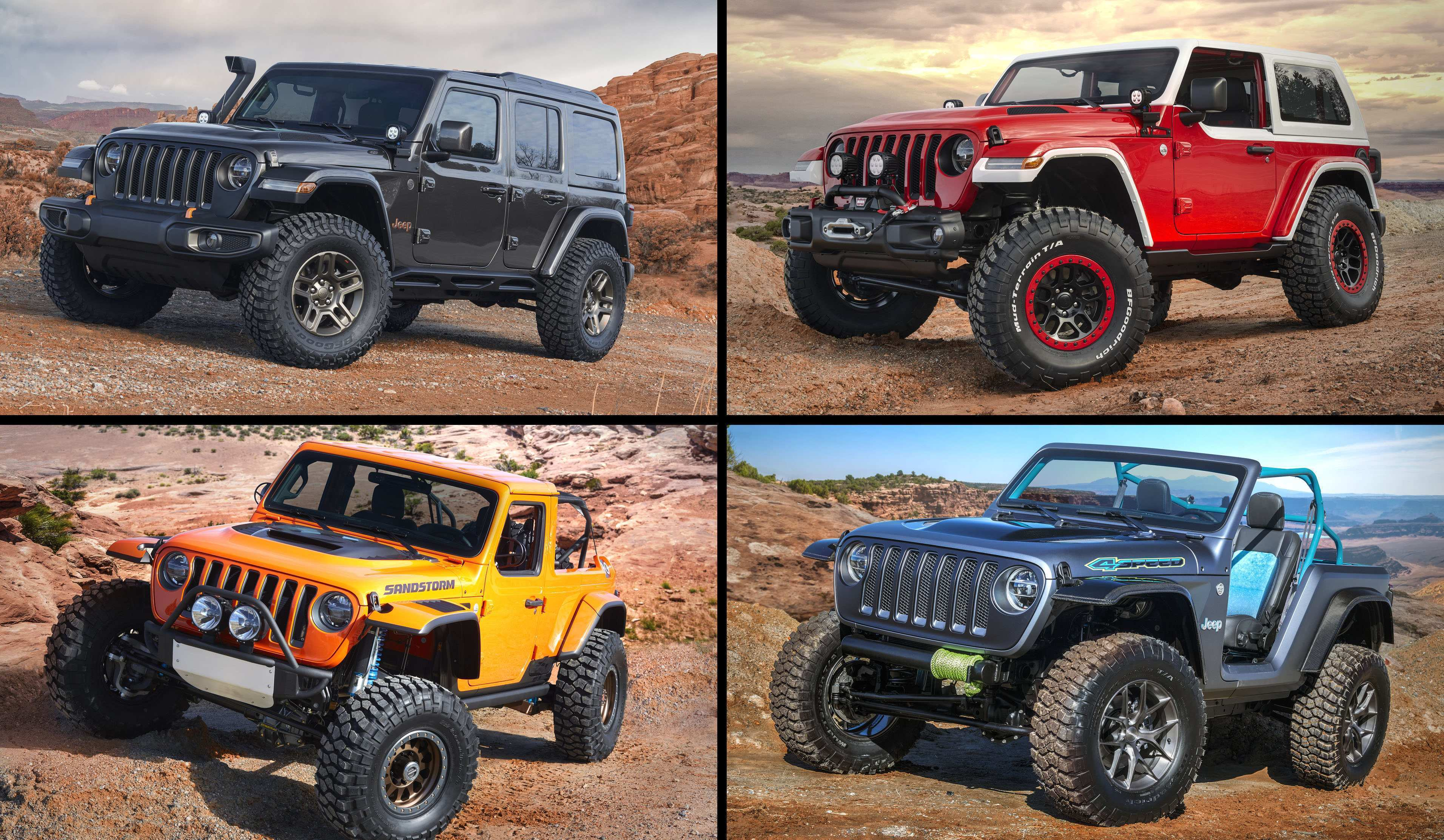 59 All New 2019 Jeep Jeepster Performance And New Engine