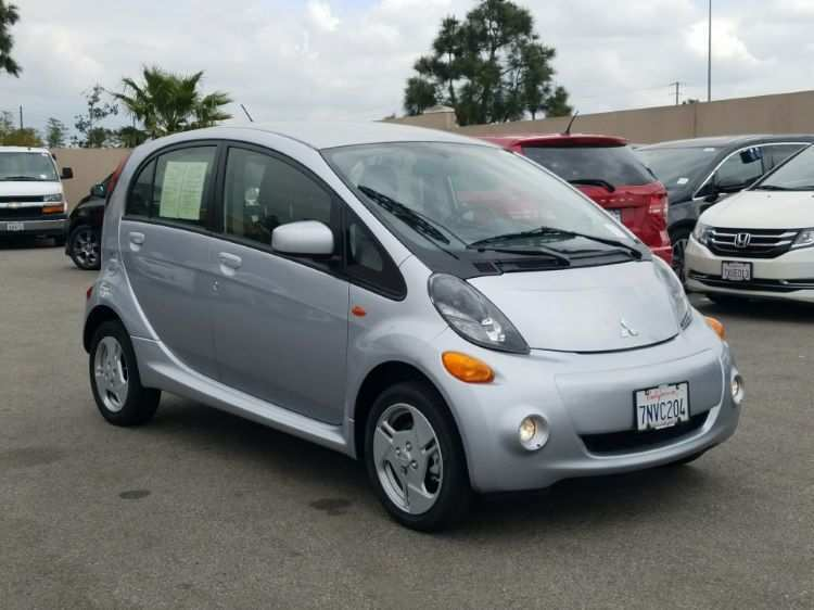 59 All New 2019 Mitsubishi I MIEV Specs And Review
