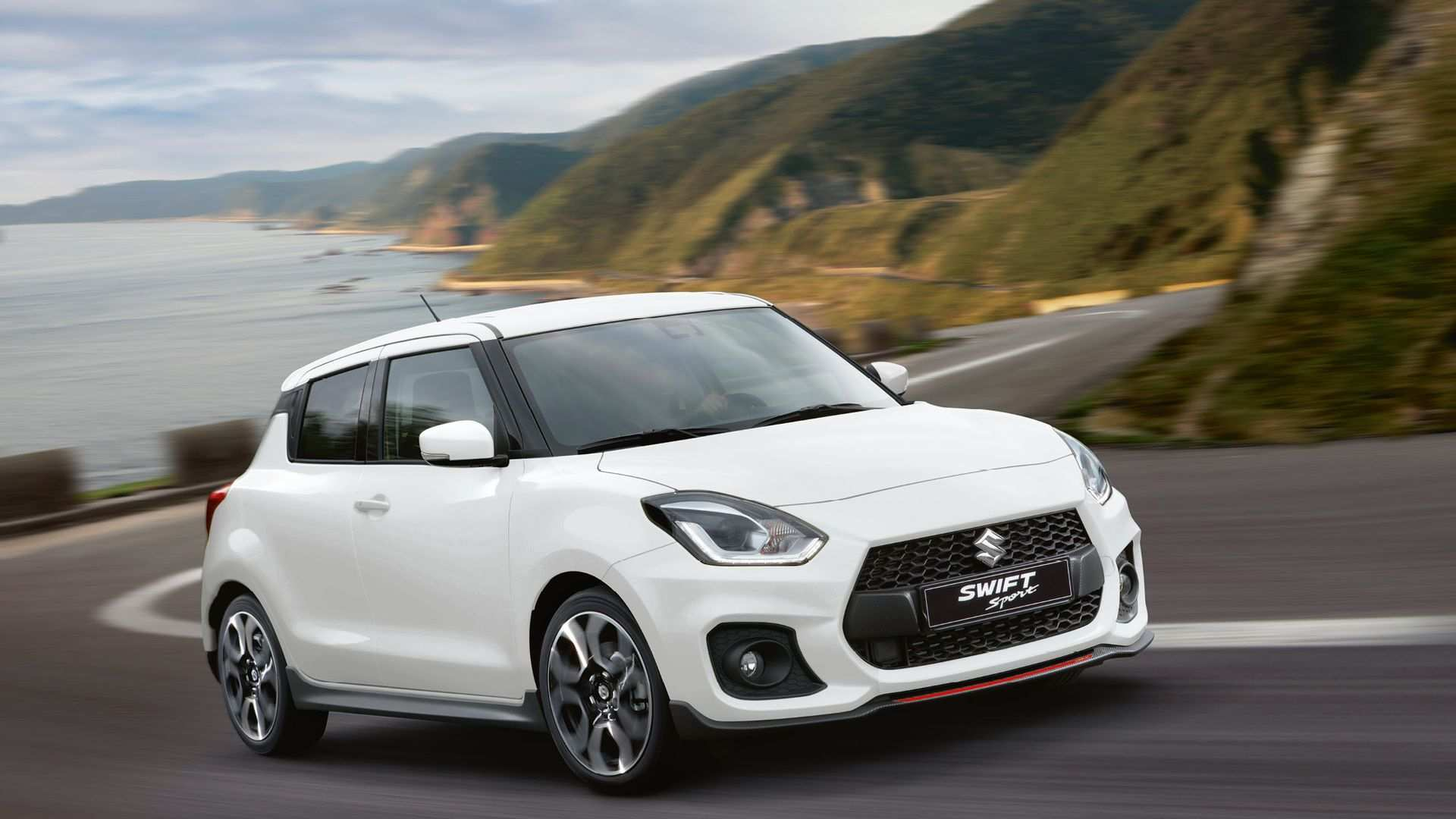 59 All New 2019 New Suzuki Swift Sport Performance