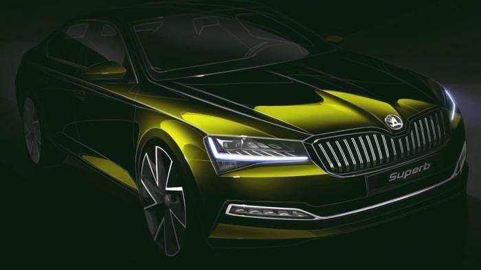 59 All New 2019 Skoda Superb Configurations
