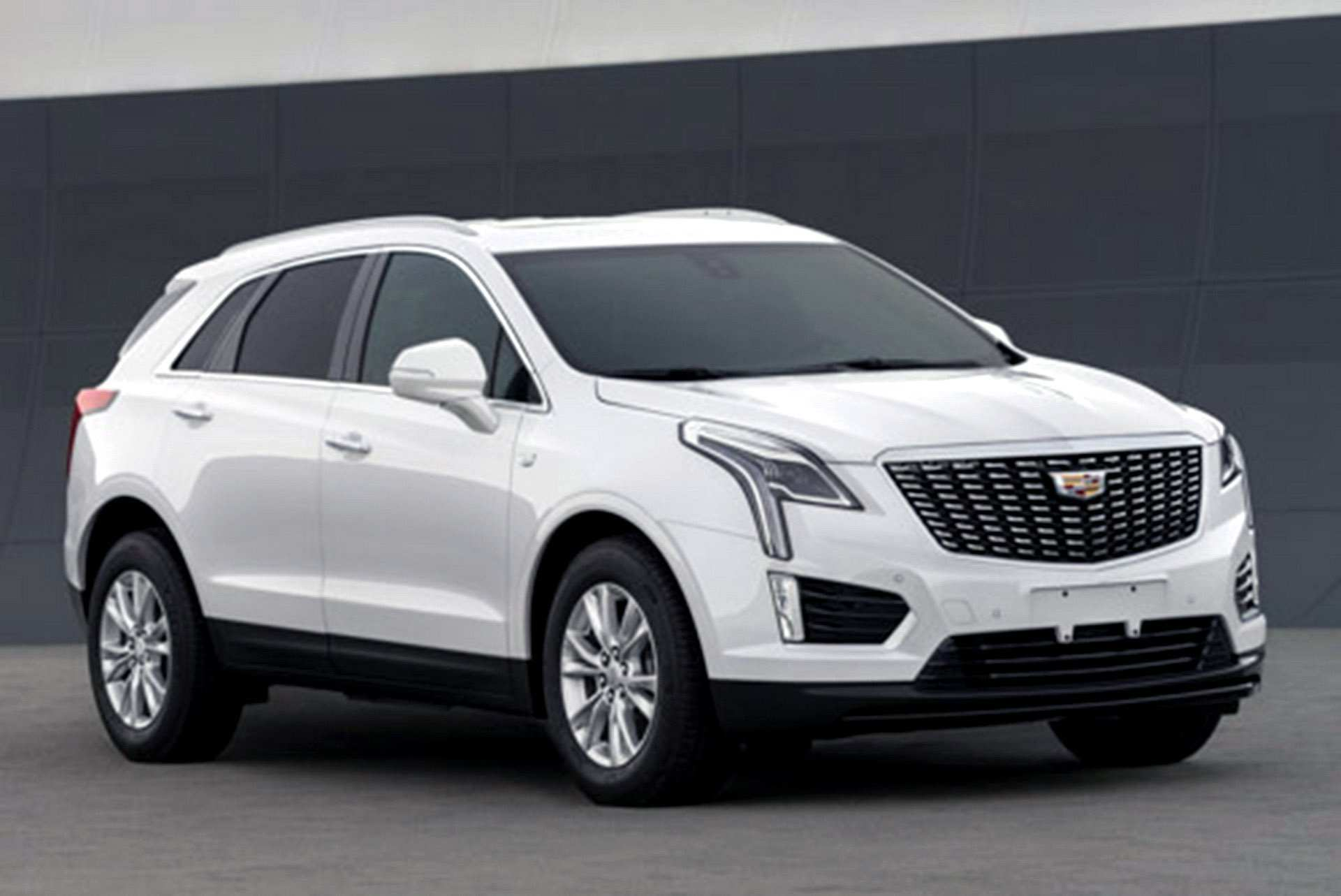 59 All New 2019 Spy Shots Cadillac Xt5 Exterior And Interior
