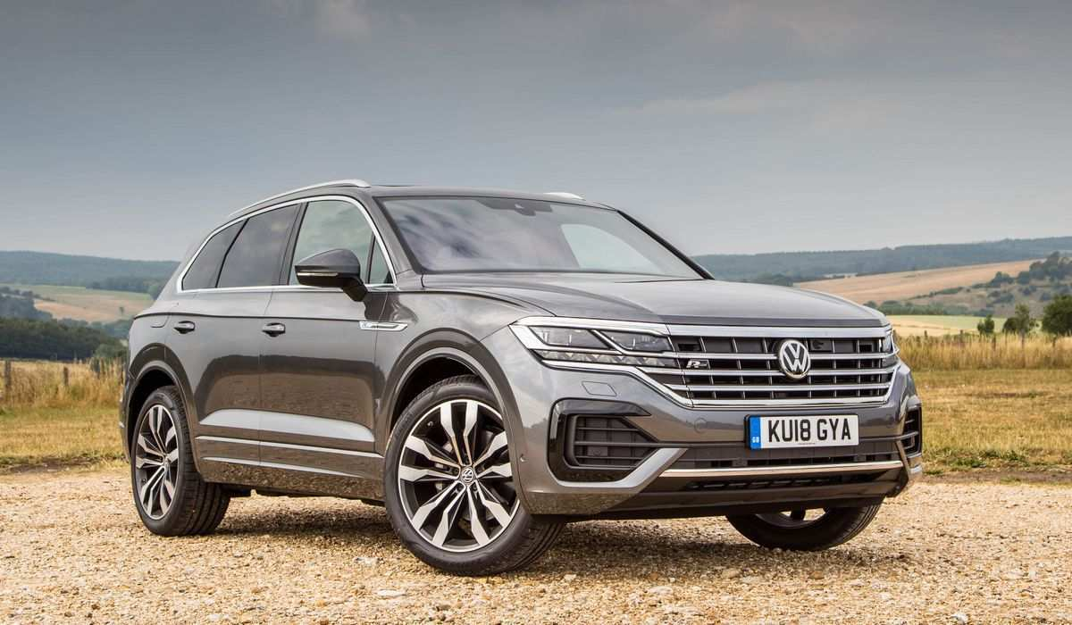 59 All New 2019 Volkswagen Touareg Specs