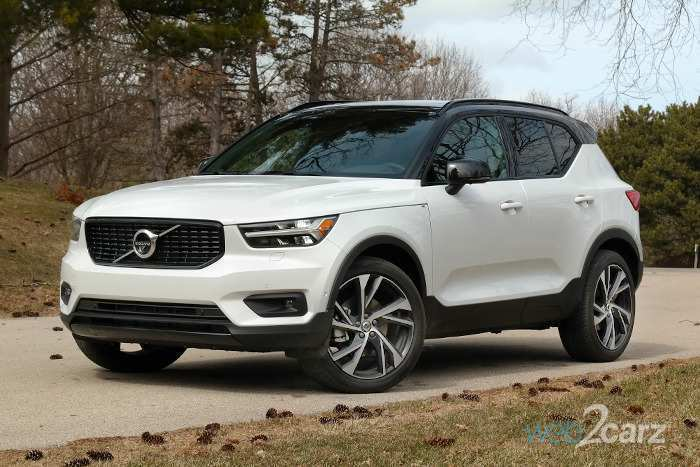 59 All New 2019 Volvo Xc40 T5 R Design Concept And Review