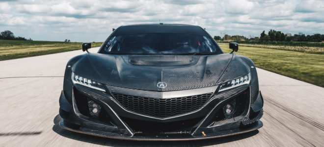 59 All New 2020 Acura Nsx Type R Wallpaper
