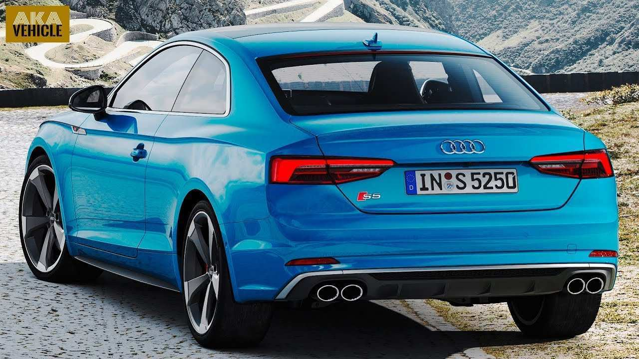 59 All New 2020 Audi A5s Style