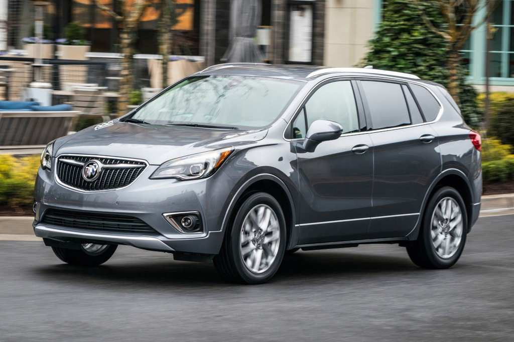 59 All New 2020 Buick Envision Interior Exterior
