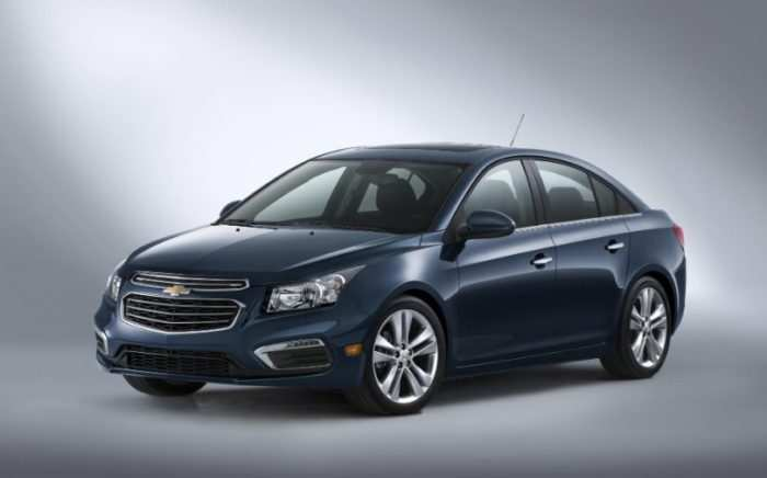 59 All New 2020 Chevy Cruze New Model And Performance