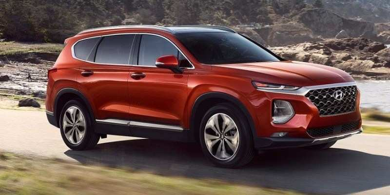 59 All New 2020 Hyundai Santa Fe Release Date Performance