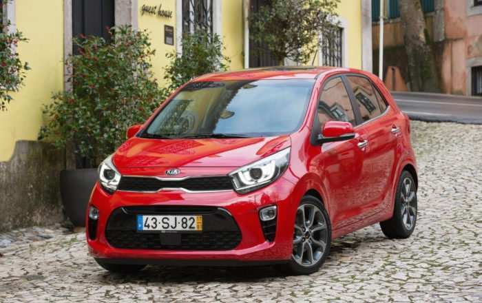 59 All New 2020 Kia Picanto Egypt Engine