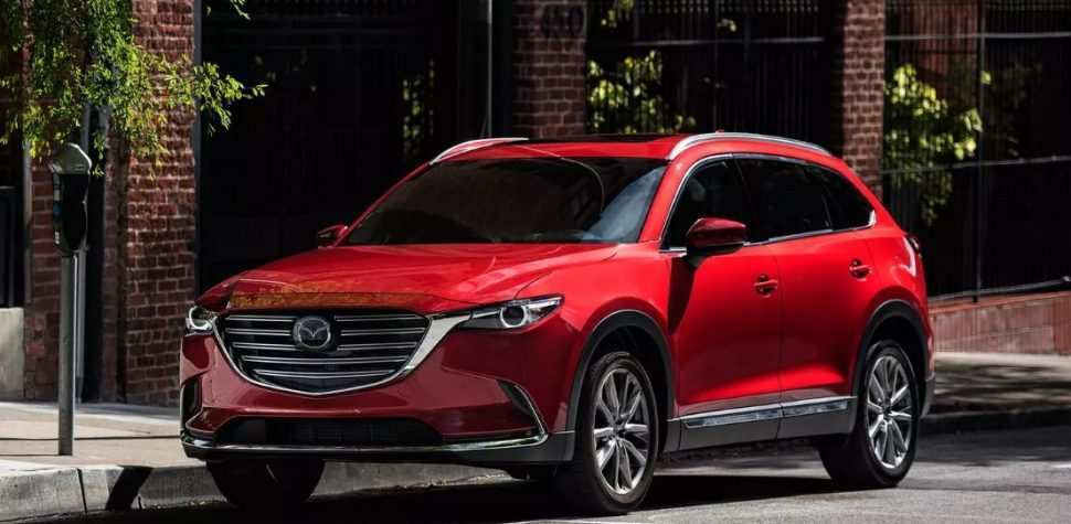 59 All New 2020 Mazda Cx 9 Rumors Spesification