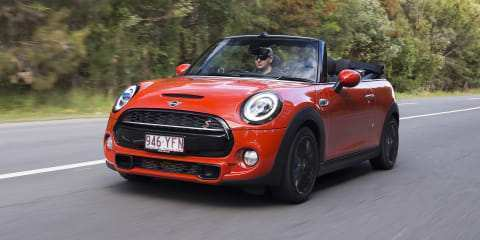 59 All New 2020 Mini Cooper Convertible S Photos