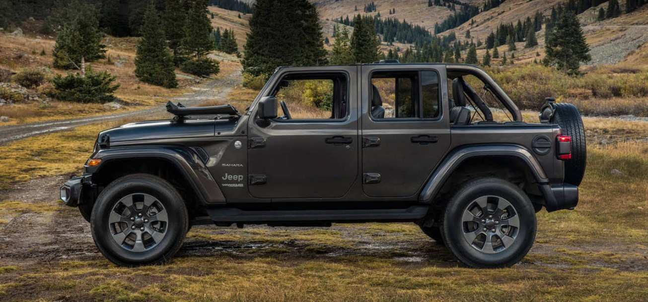 59 All New 2020 The Jeep Wrangler Spesification