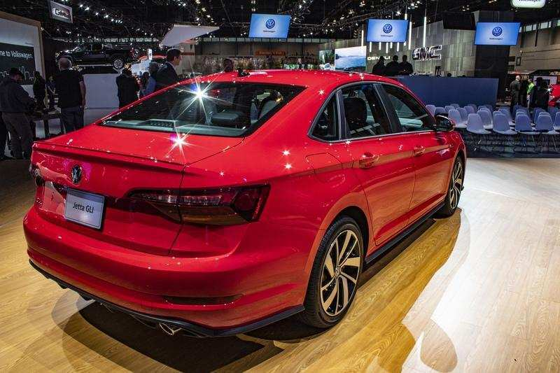 59 All New 2020 Volkswagen Jettas Redesign and Concept