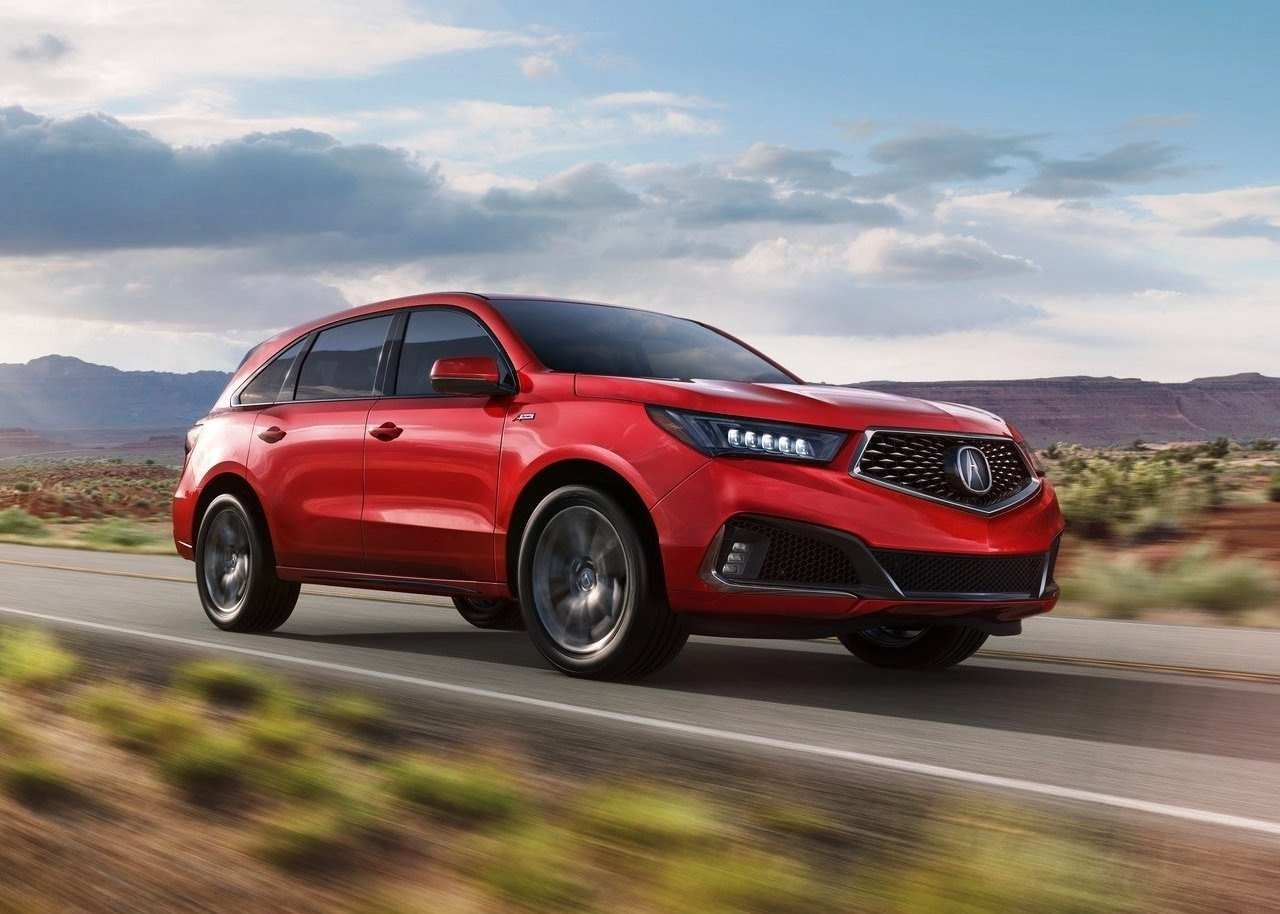 59 All New Acura Cdx 2020 Performance And New Engine