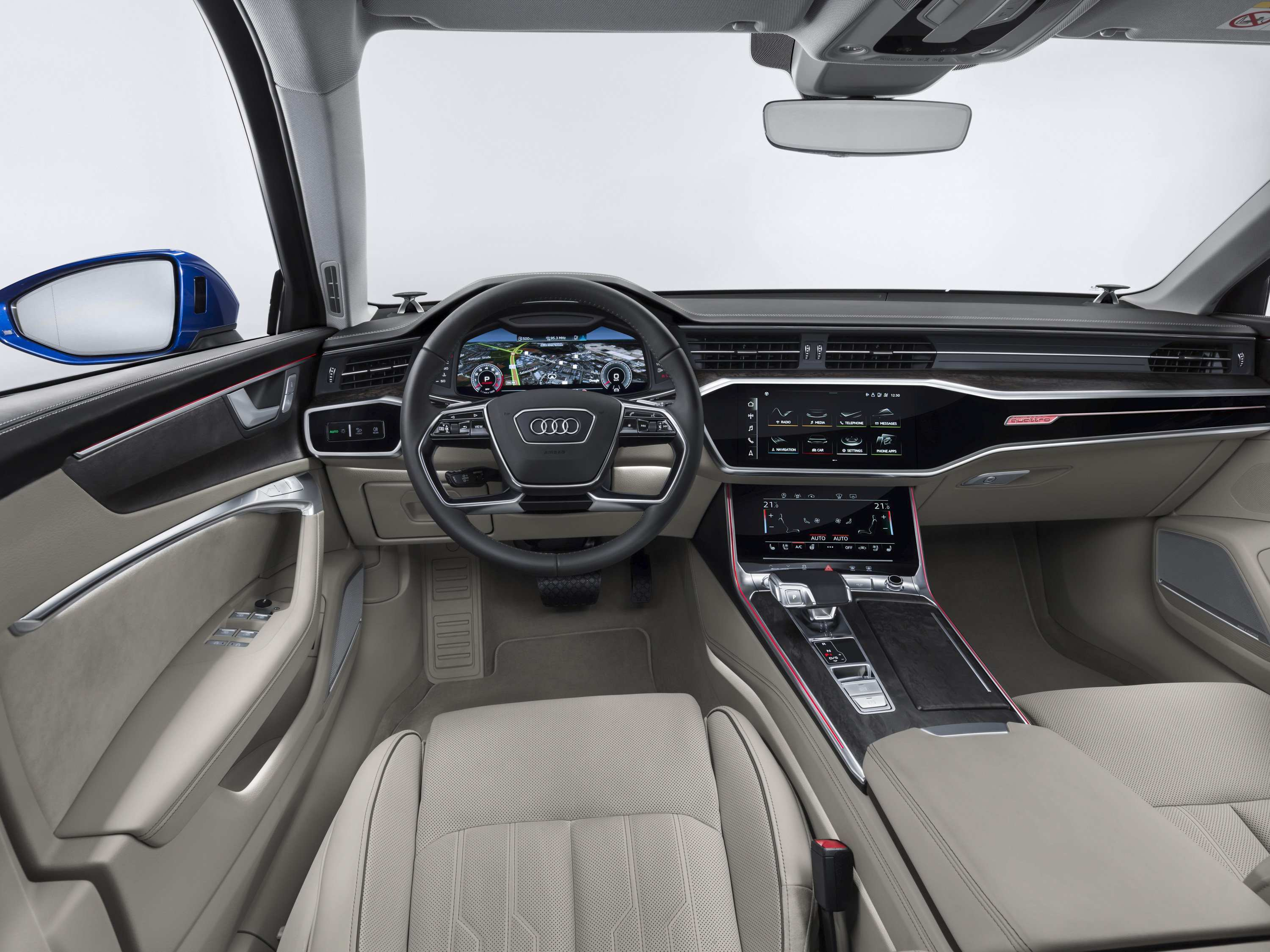 59 All New Audi A4 2020 Interior Release