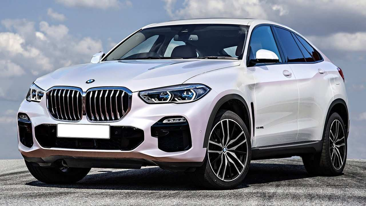 59 All New BMW X62019 Picture