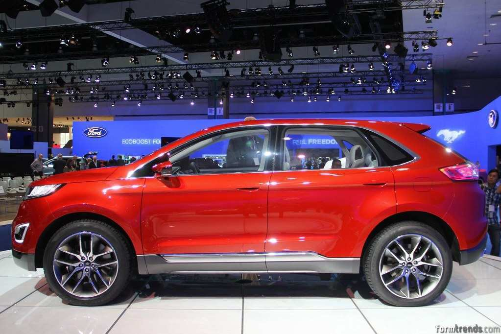 59 All New Ford Edge New Design Release Date