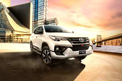 59 All New Fortuner Toyota 2019 Review And Release Date