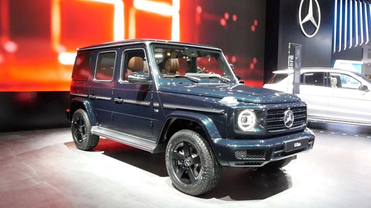 59 All New G550 Mercedes 2019 Price
