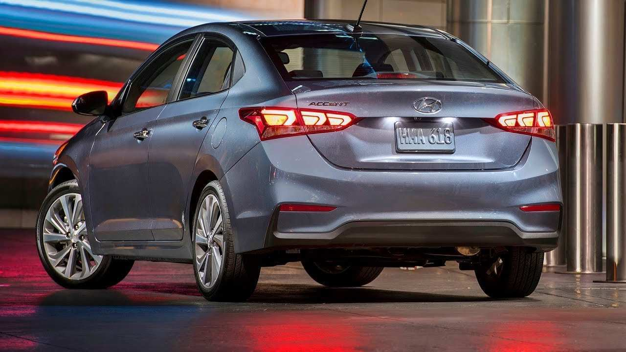 59 All New Hyundai Accent 2020 Engine