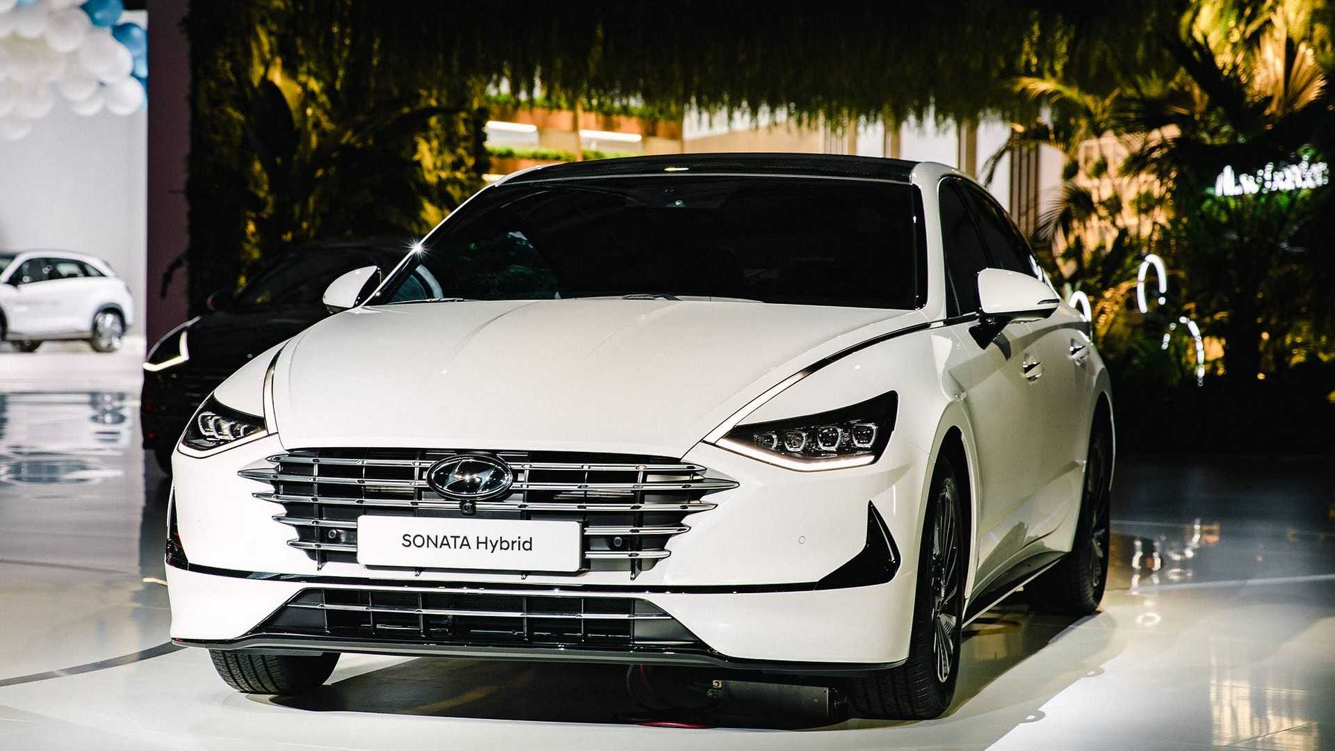 59 All New Hyundai Hybrid 2020 Configurations