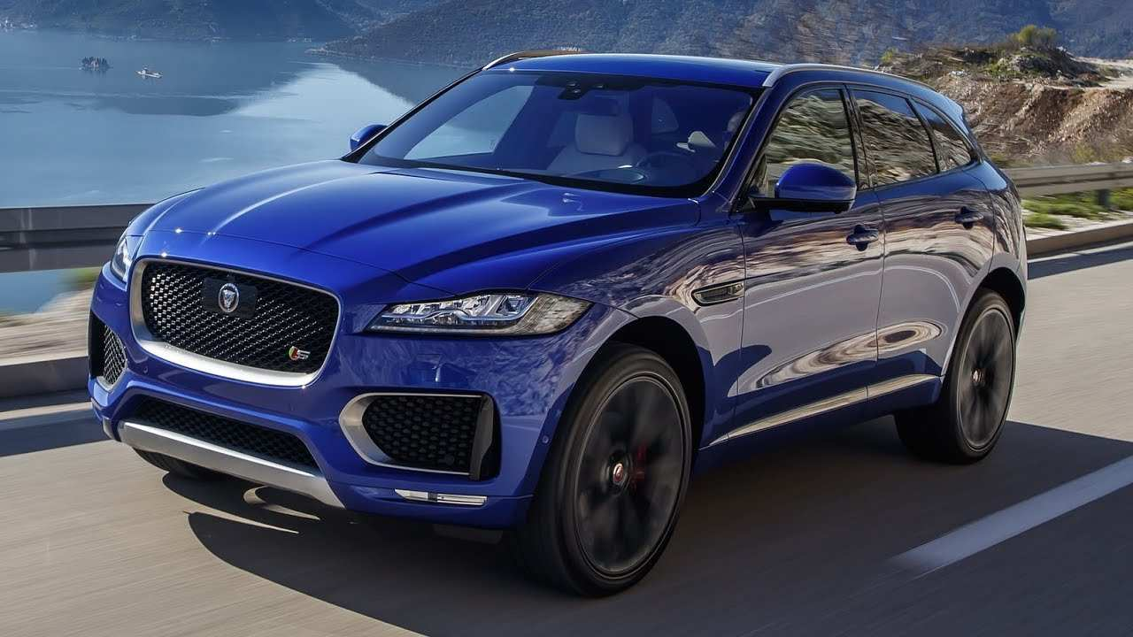 59 All New Jaguar F Pace 2019 Interior Redesign And Review