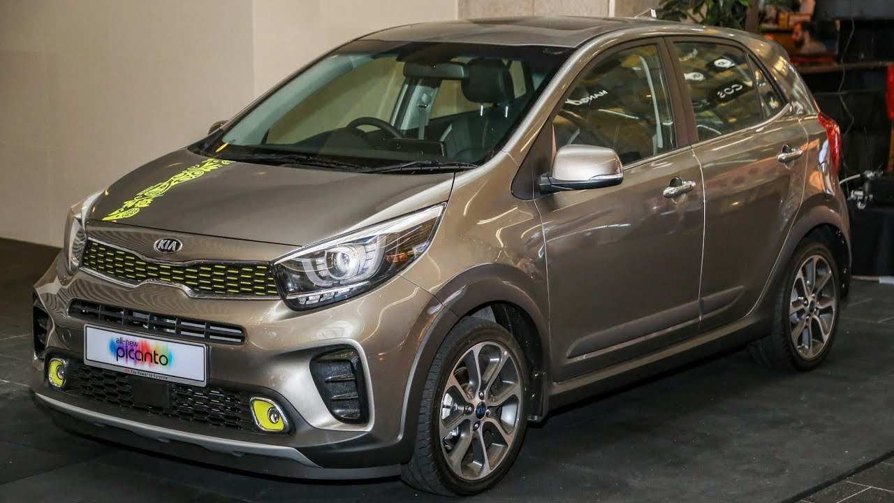 59 All New Kia Picanto Xline 2020 Research New
