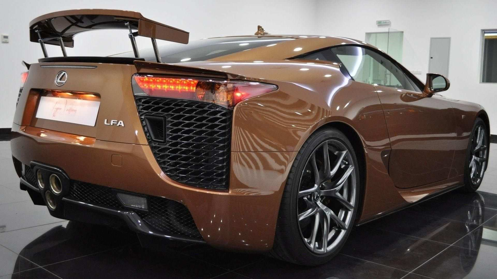 59 All New Lexus Lfa 2019 Interior