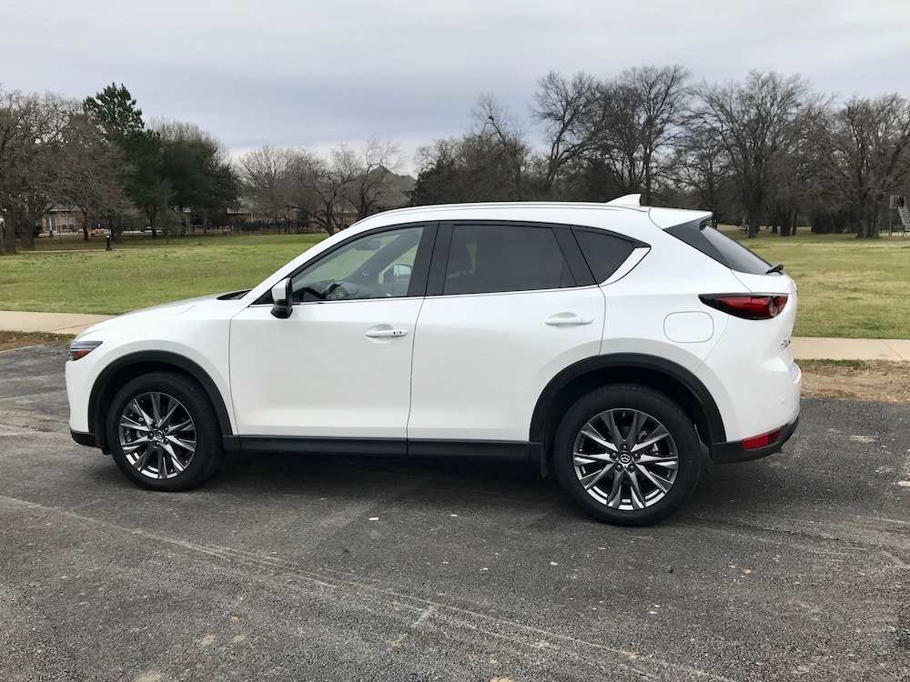59 All New Mazda Cx 5 2019 White Style