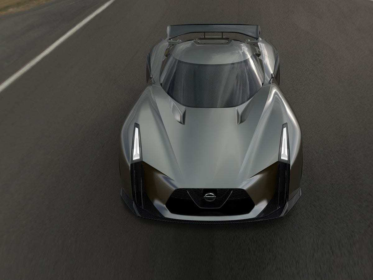 59 All New Nissan Concept 2020 Price In India Wallpaper