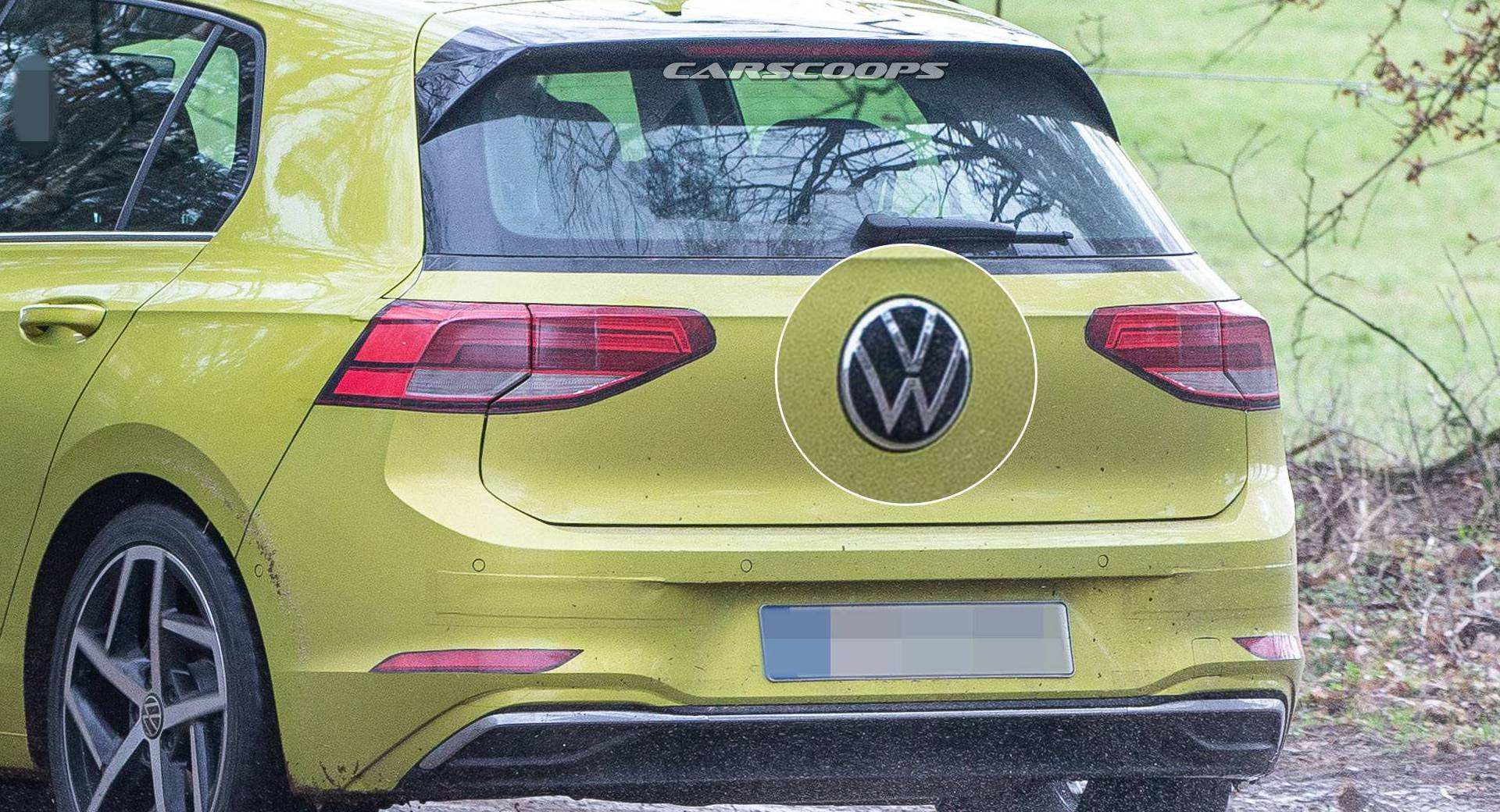 59 All New Volkswagen Logo 2020 New Review
