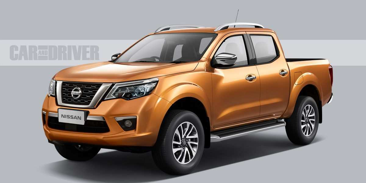 59 All New When Is The 2020 Nissan Frontier Coming Out Release