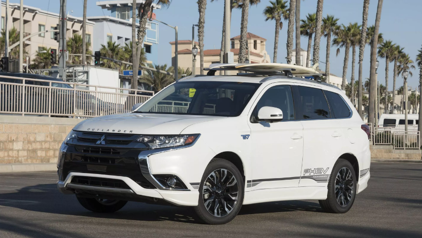 59 All New Xe Mitsubishi Outlander 2020 Performance And New Engine