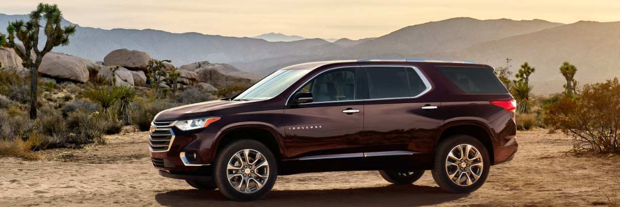 59 Best 2019 Chevrolet Traverses Exterior