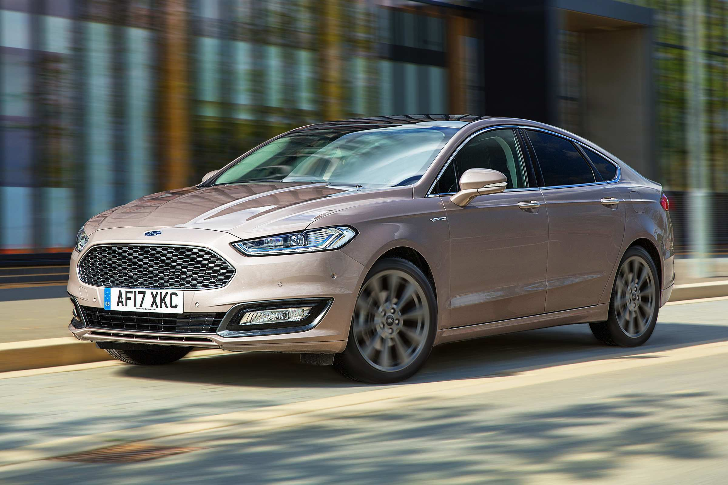 59 Best 2019 Ford Mondeo Vignale Spy Shoot