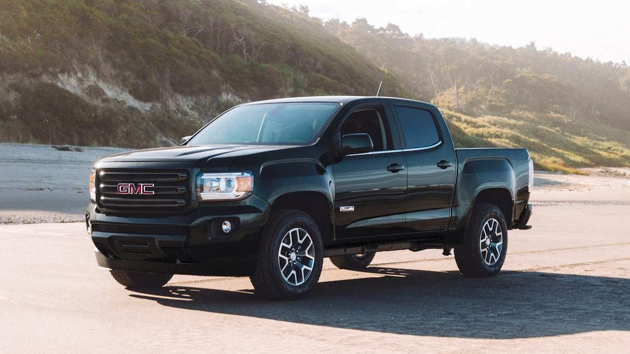 59 Best 2019 GMC Canyon Release Date And Concept