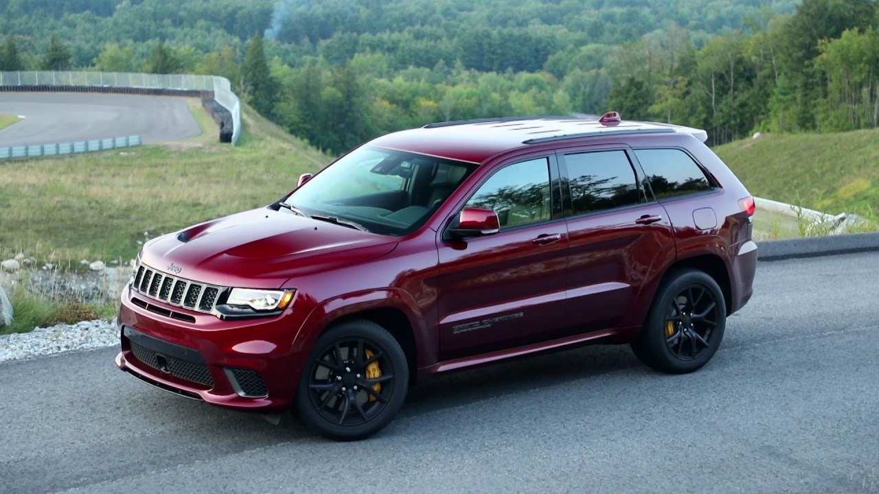59 Best 2019 Grand Cherokee Srt Hellcat Specs And Review