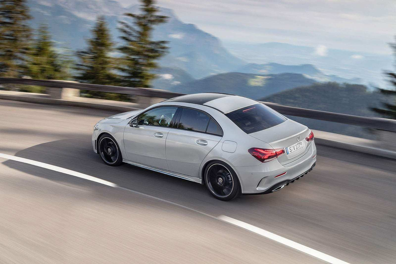 59 Best 2019 Mercedes A Class Usa Redesign And Concept